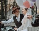 Bộ ảnh cưới gây sốt của vợ chồng nghệ sĩ U80 Mai Ngọc Căn