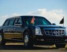 10 điều thú vị về chiếc limousine bọc thép của Tổng thống Mỹ