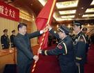 Trung Quốc lập 3 đơn vị quân đội mới