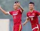 Thắng đậm Singapore, U16 Việt Nam hiên ngang vào bán kết