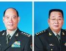 """Hai tướng quân đội Trung Quốc """"bị giải đi phục vụ điều tra tham nhũng"""""""