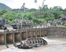 Xe tăng Đài Loan đâm xuống sông sau tập trận, 4 binh sĩ thiệt mạng