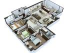 Những mẫu nhà có 3 phòng ngủ phù hợp với gia đình Việt hiện đại