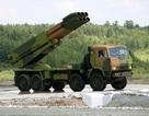 Quân đội Nga được tăng cường 700 hệ thống pháo đa nòng