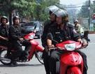 Từ 2/9: Cảnh sát cơ động không được dừng xe vi phạm mũ bảo hiểm