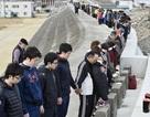 Nhật Bản mặc niệm gần 20.000 nạn nhân động đất/sóng thần