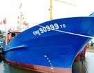 Vietcombank Quảng Ngãi bàn giao tàu vỏ thép cho ngư dân vay vốn theo Nghị định 67