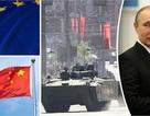 """Nga dựng """"bức tường"""" quân sự từ châu Âu tới Trung Quốc"""