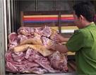Phát hiện gần 1 tấn thịt thối làm giả heo rừng