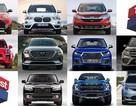 Những mẫu bán tải và SUV xuất sắc nhất cho năm 2017
