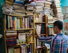 """Gặp """"nhà sưu tập"""" 9X với bộ sách khổng lồ"""