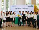 """Vietcombank trao thưởng chương trình khuyến mại """"Nhận tin nhắn - đón quà vui"""""""