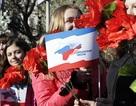 Người Crimea tưng bừng diễu hành kỷ niệm 2 năm sáp nhập với Nga