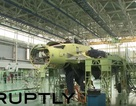 """""""Đột nhập"""" nhà máy chế tạo máy bay chiến đấu MiG-35 của Nga"""