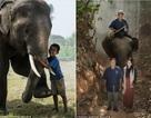Ngôi làng thuần hóa voi cuối cùng ở Thái Lan