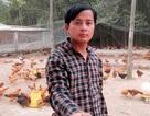 Chàng trai xứ Nghệ nuôi gà đồi cho doanh thu 4 tỷ/năm