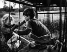 """Độc đáo bộ ảnh """"Thời thơ ấu không công nghệ"""""""