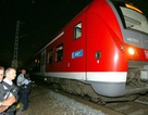 Tấn công bằng rìu trên tàu chở khách ở Đức, nghi phạm bị bắn chết