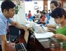 Phóng sự ảnh: Một ngày đăng ký bảo hiểm thất nghiệp ở Hà Nội