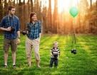 """Những ý tưởng """"không đụng hàng"""" cho bức ảnh toàn gia đình"""