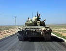 Syria phá hủy 40 xe tăng, tiêu diệt 300 tên khủng bố ở Aleppo