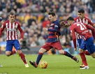 Barcelona - Atletico: Khốc liệt tại Nou Camp
