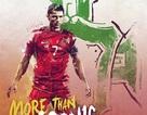 C.Ronaldo và các ngôi sao qua những tấm poster chào đón Euro