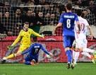 Italia và Tây Ban Nha bất phân thắng bại