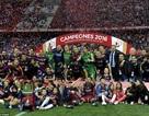 Đánh bại Sevilla trong hiệp phụ, Barcelona giành Cúp Nhà vua
