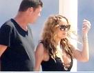 Mariah Carey quấn quýt không rời tỉ phú người Úc