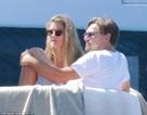 """Hậu """"tán tỉnh"""" gái lạ, Leonardo DiCaprio đoàn tụ với bạn gái siêu mẫu"""