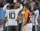 Ibrahimovic tỏa sáng, MU vùi dập Galatasaray