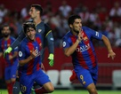 Luis Suarez tỏa sáng, Barcelona dễ dàng đánh bại Sevilla