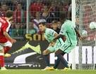 Bồ Đào Nha gục ngã đau đớn trước Thụy Sỹ