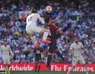 C.Ronaldo vô duyên, Real Madrid hòa thất vọng Eibar