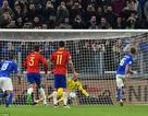 Italia và Tây Ban Nha bất phân thắng bại tại Turin