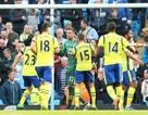 Man City 1-1 Everton: Stekelenburg quá tuyệt vời
