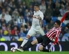 Đánh bại Bilbao, Real Madrid giành ngôi đầu bảng La Liga
