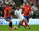 Tuyển Anh bất ngờ tuột chiến thắng trước Tây Ban Nha