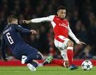 Hòa PSG, Arsenal tuột mất ngôi đầu bảng
