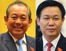Giới thiệu 2 Ủy viên Bộ Chính trị làm Phó Thủ tướng Chính phủ