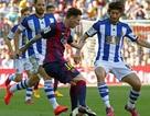 Những điểm nhấn trong cuộc đua tam mã Barca-Atletico-Real