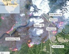 Cháy rừng dữ dội tại Canada: Quy mô nguy cơ tăng gấp đôi