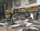 Những hình ảnh đầu tiên về vụ nổ kinh hoàng tại sân bay Brussels