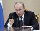 Tổng thống Putin cảnh báo thế lực nước ngoài định can thiệp chính trường Nga