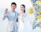 Cô dâu Lưu Thi Thi nghẹn ngào trong tiệc cưới tại đảo thiên đường Bali