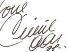 """Những chữ ký """"gà bới"""" khó xơi nhất thế giới"""