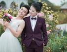 """Ảnh cưới độc đáo: Cô dâu chú rể """"hoán đổi giới tính"""""""