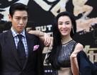Trương Bá Chi diện áo trong suốt, đẹp đôi bên TOP của Big Bang