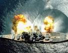 Cuộc đối đầu giả tưởng giữa tàu chiến Nga- Mỹ